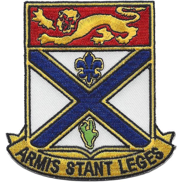 169th Infantry Regiment Patch