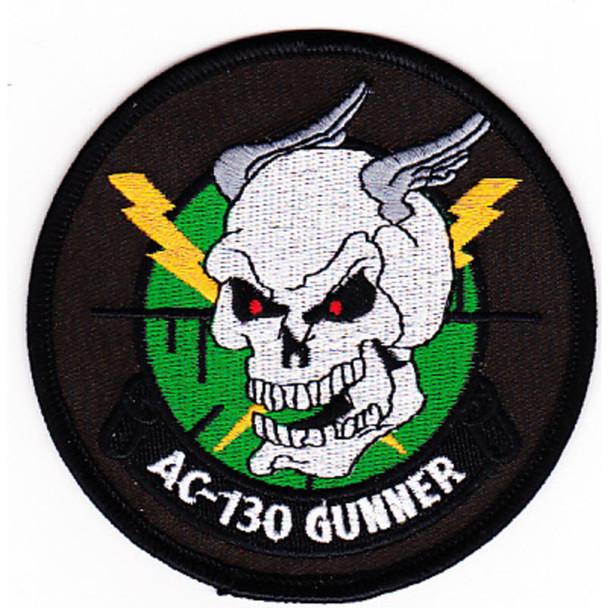 16 SOC Lockheed AC-130 Hercules Gunship Patch