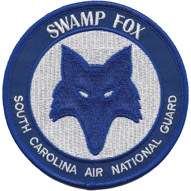 169th Fighter Wing Patch