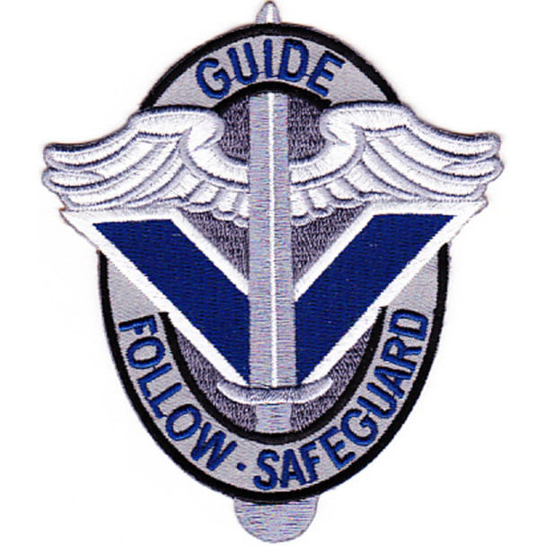 165th Aviation Group Patch