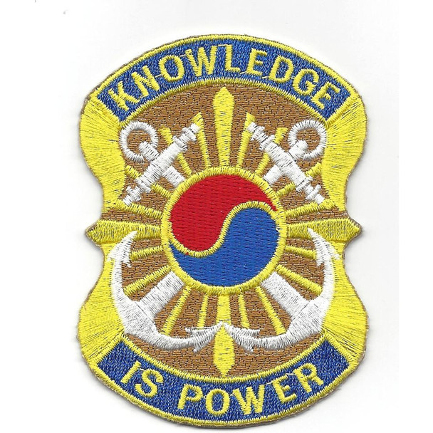 163rd Military Intelligence Battalion Patch