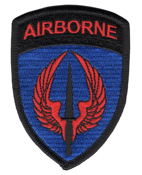 160th SOAR 101st Airborne Division Patch RED WING