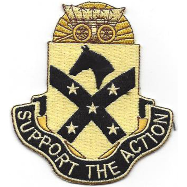 15th Sustainment Brigade Patch