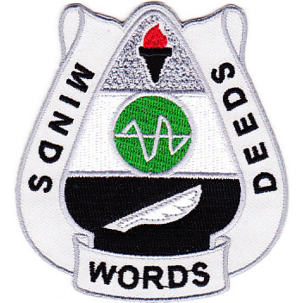 15th Psychological Operations Battalion Patch