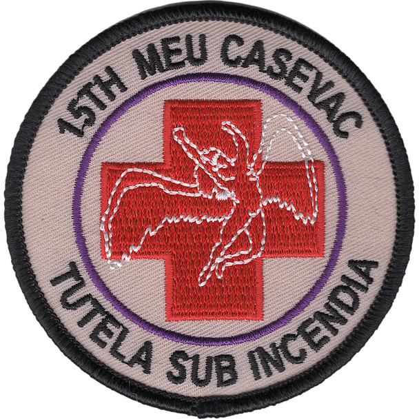 15th MEU CASEVAC Patch