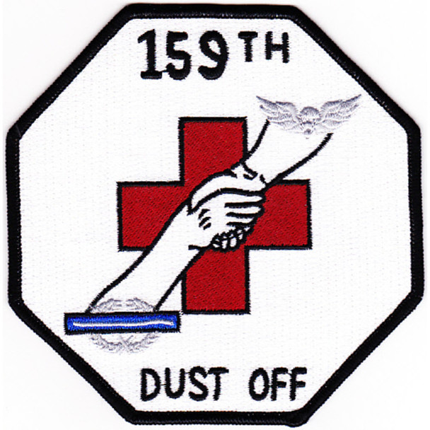 159th Medical Detachment Air Ambulance Patch
