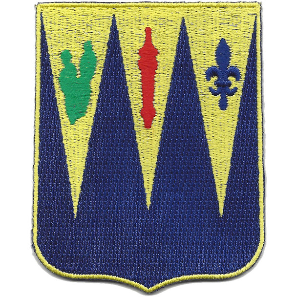 159th Infantry Regiment Patch
