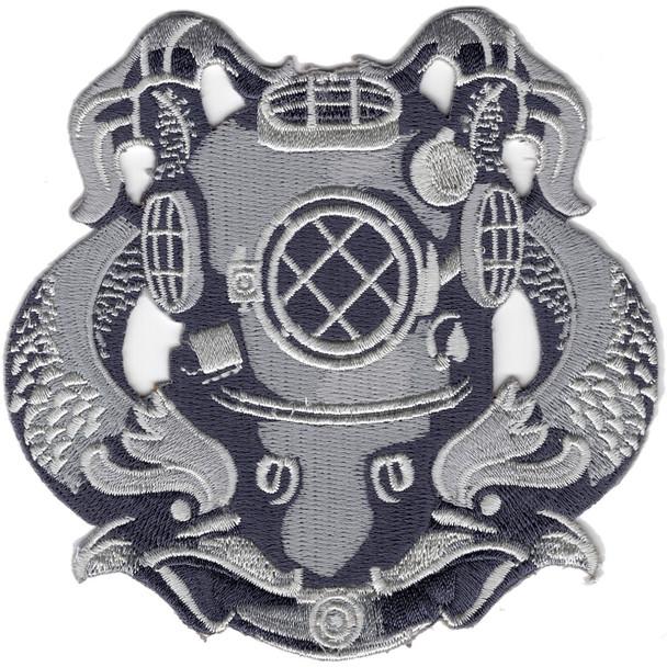 1st Class Diver Badge Patch