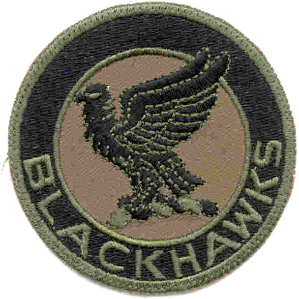 1st Cavalry Regiment OD Patch