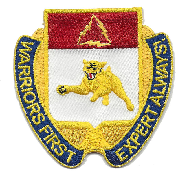 1st Brigade 3rd Infantry Division Special Troop Battalion Patch - STB-3