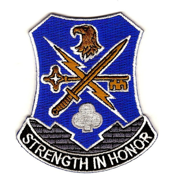 1st Brigade, 101st Infantry Division Special Troops Battalion Patch STB-34