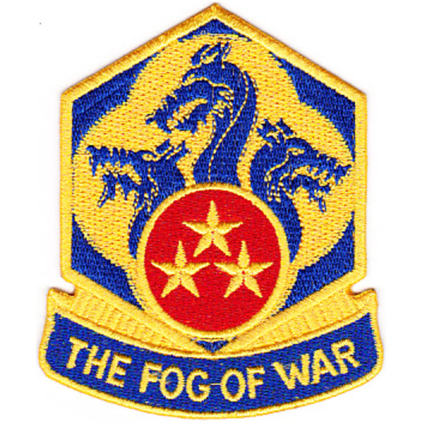 155th Chemical Battalion Patch
