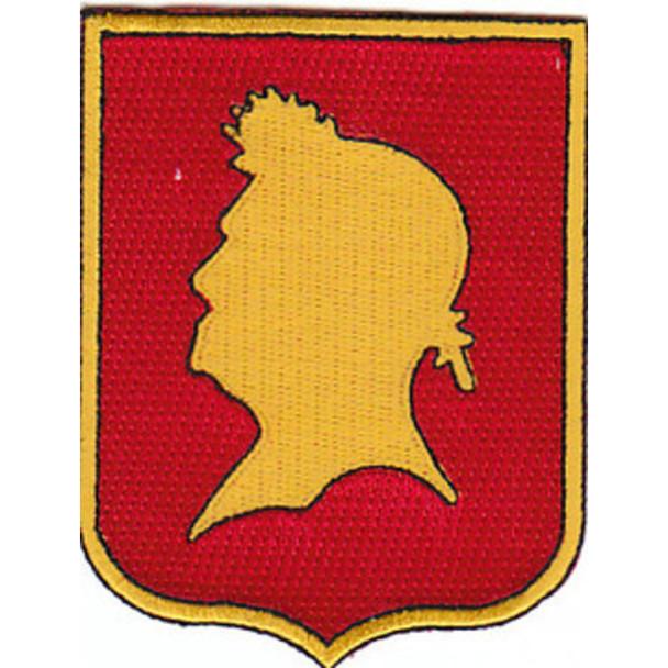 77th Anti Aircraft Field Artillery Battalion Patch