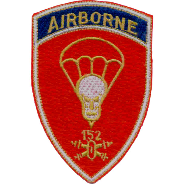 152nd Airborne Antiaircraft Artillery Battalion Patch