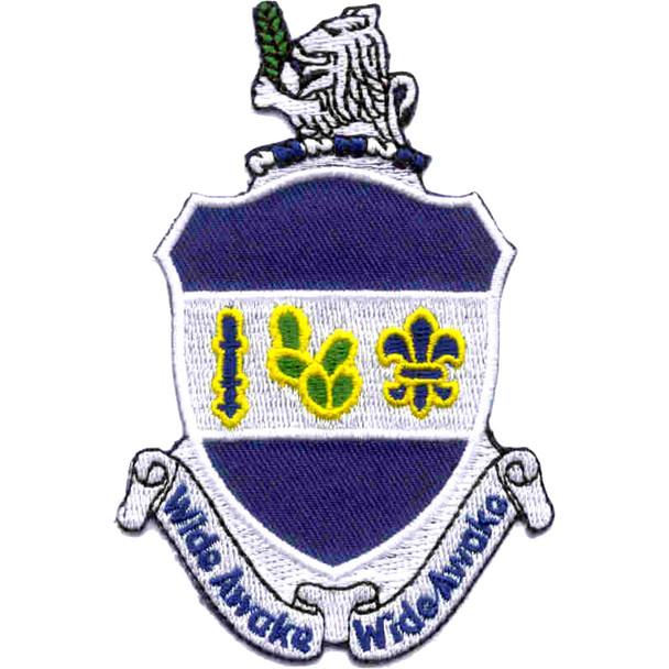 151st Infantry Regiment Patch