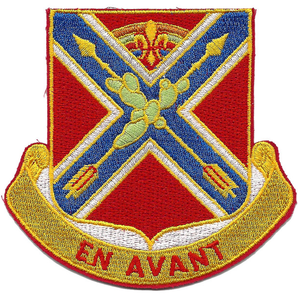 151st Field Artillery Regiment Patch