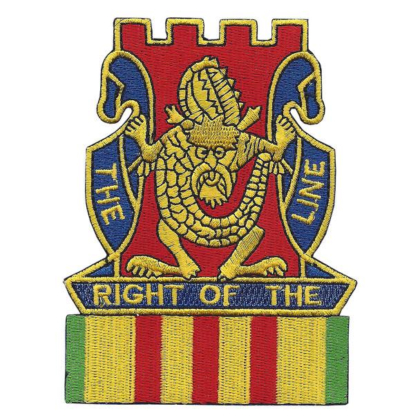 14th Infantry Regiment Patch Vietnam Ribbon