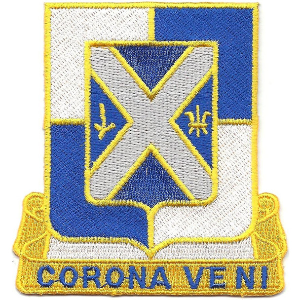 144th Armor Inf Battalion Patch