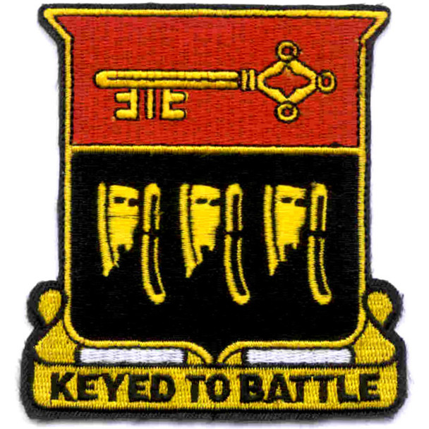 777th Field Artillery Battalion Patch