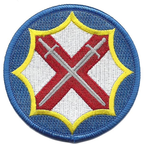 142nd Battlefield Surveillance Brigade Patch