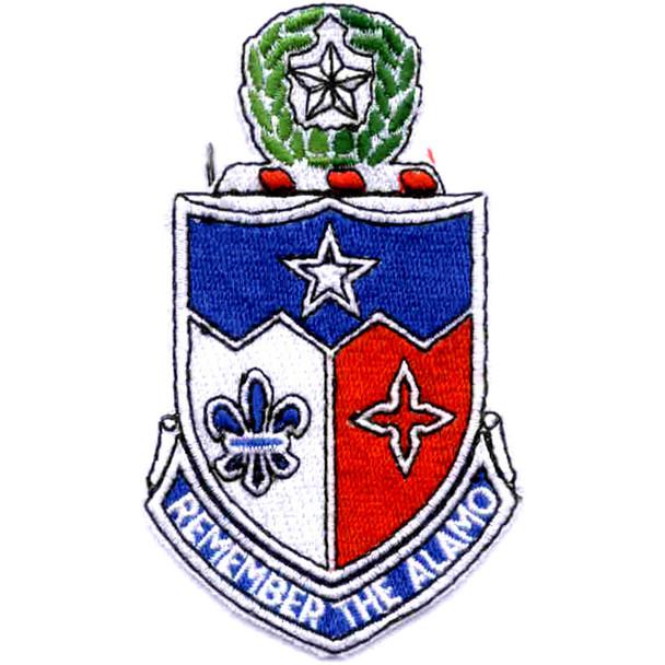 141st Infantry Regiment Patch