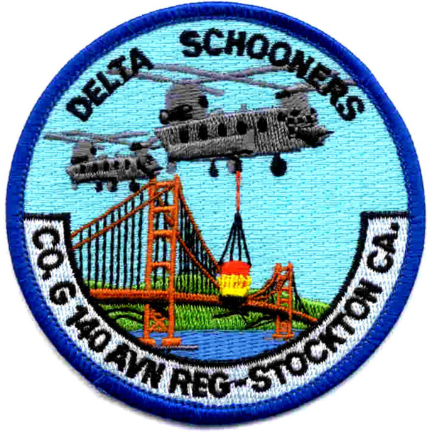 140th Aviation Transport G Company Patch