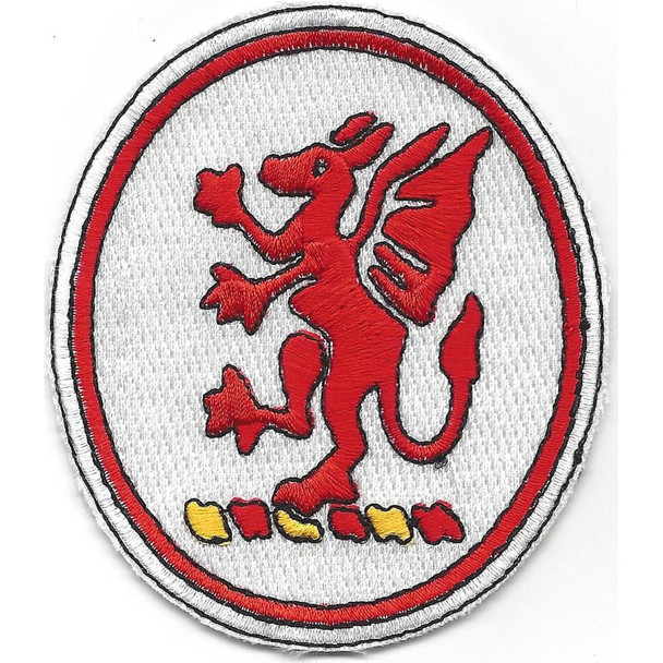 13th Field Artillery Battalion Patch Vietnam - A Version