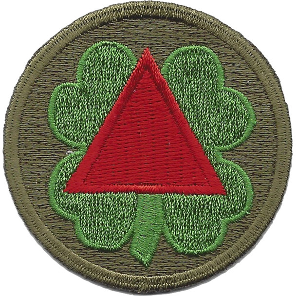 13th Corps Patch WWII