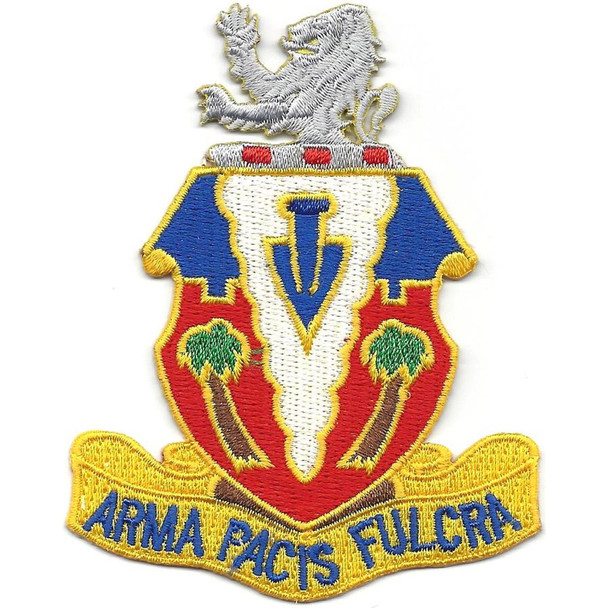 139th Field Artillery Battalion Patch