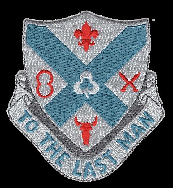 135th Infantry Regiment Patch