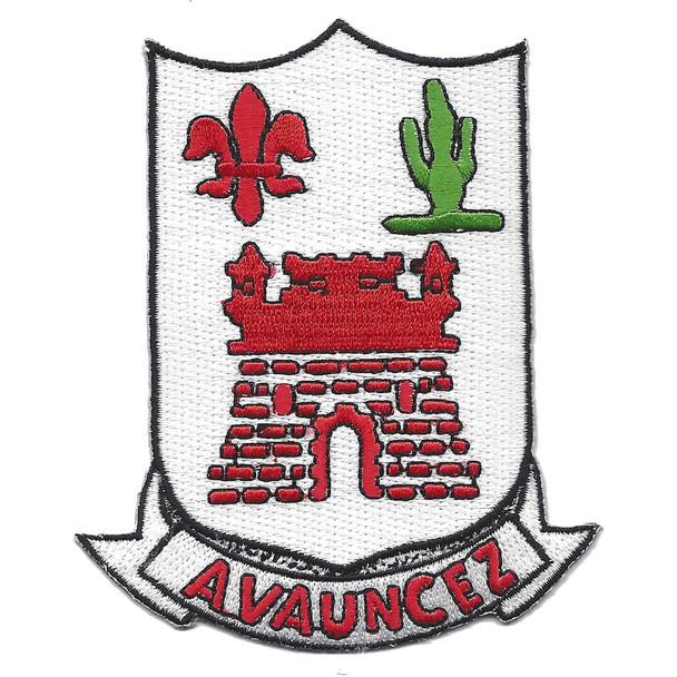 133rd Infantry Regiment Patch