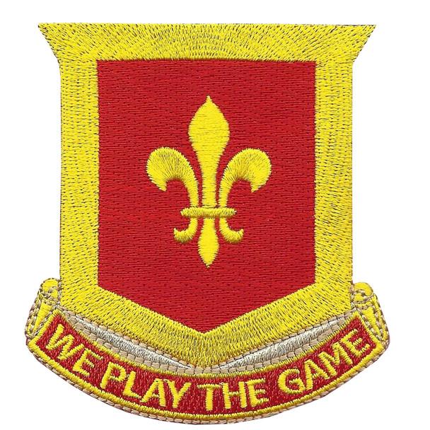 131st Field Artillery Battalion/Regiment Patch