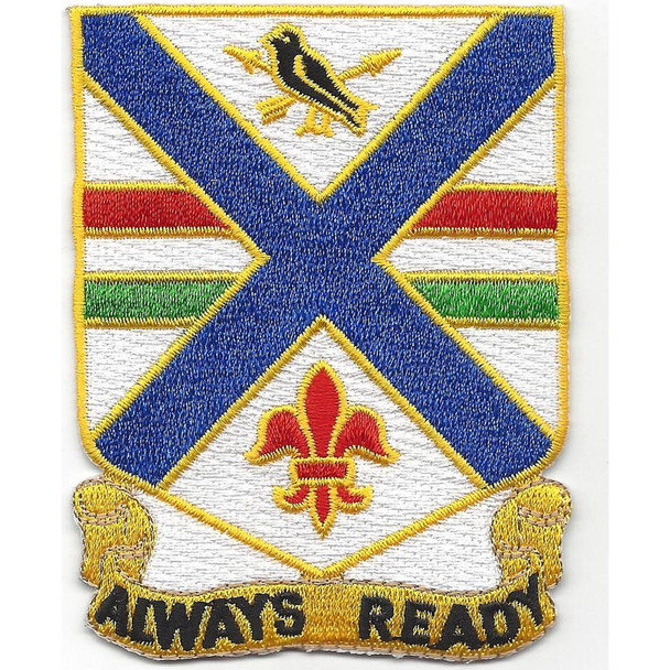 130th Infantry Regiment Patch