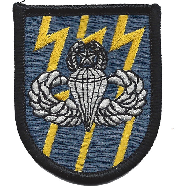 12th Special Forces Group Airborne MPB Flash Patch