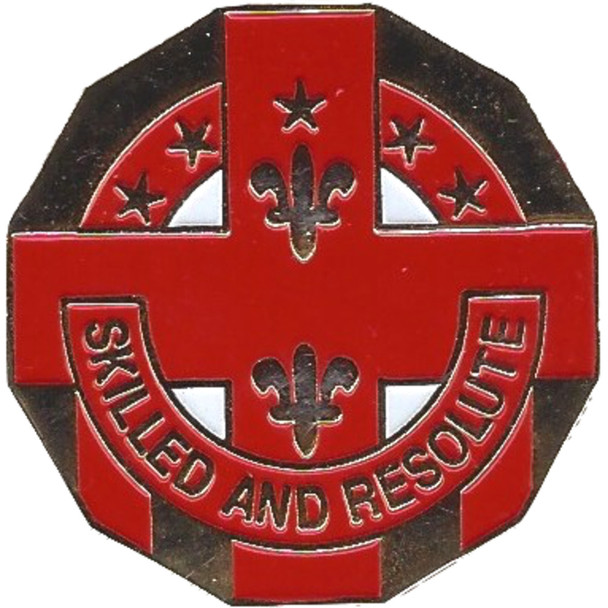 12Th Medical Evacuation Hospital Pin