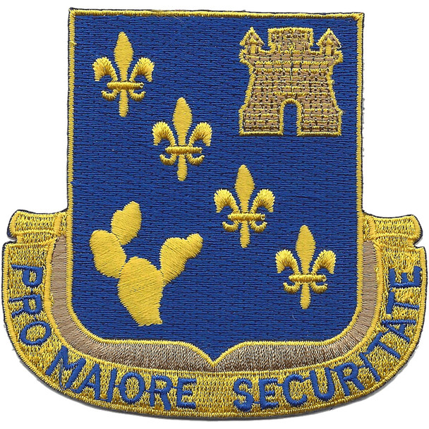 129th Infantry Regiment Patch