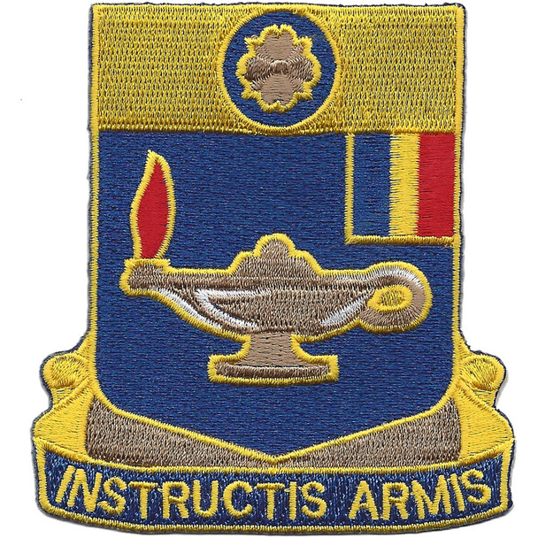 183rd Infantry Regiment Patch