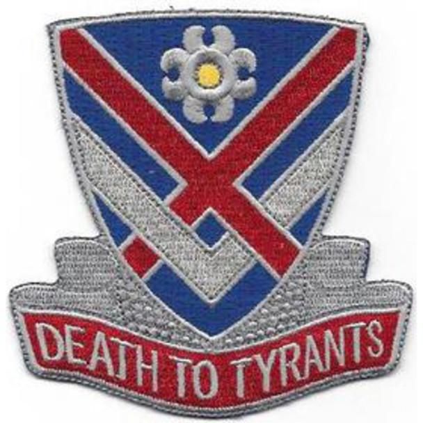 183rd Cavalry Regiment Virginia National Gaurd Patch