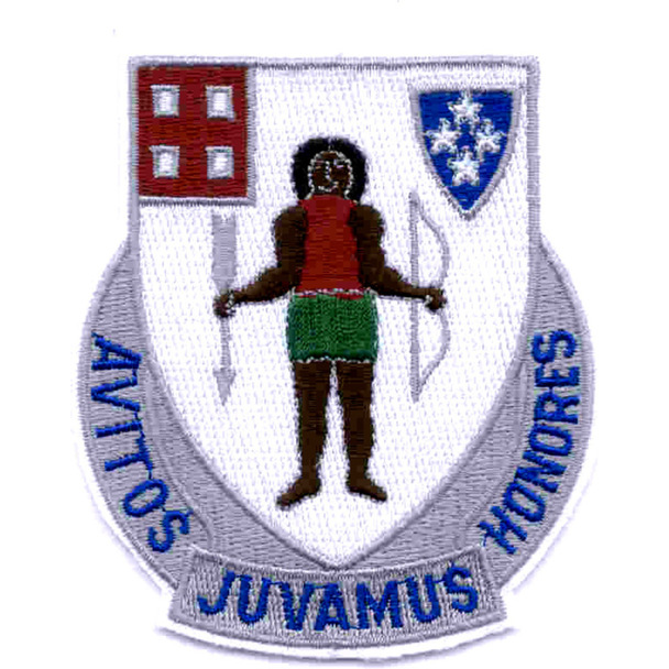 182nd Infantry Regiment Patch