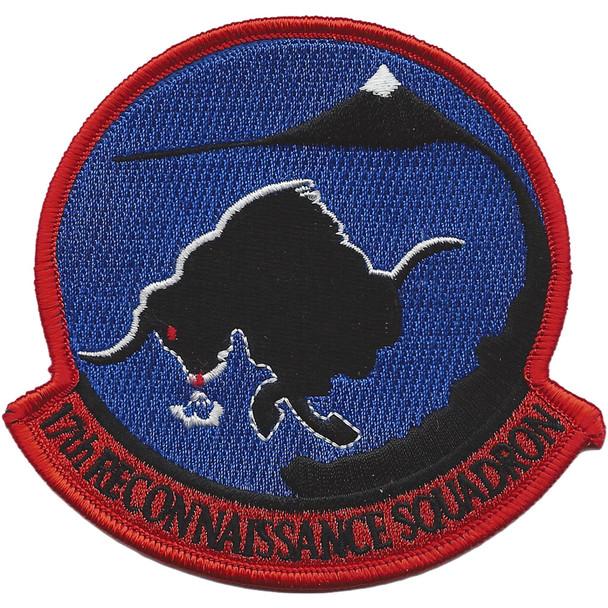 17th Recon Drone Squadron Patch