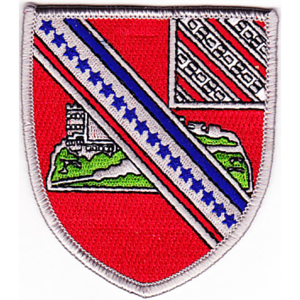 17th Field Artillery Regiment Patch