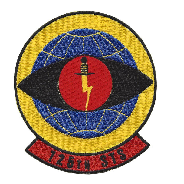 125th STS Special Tactics Squadron Patch