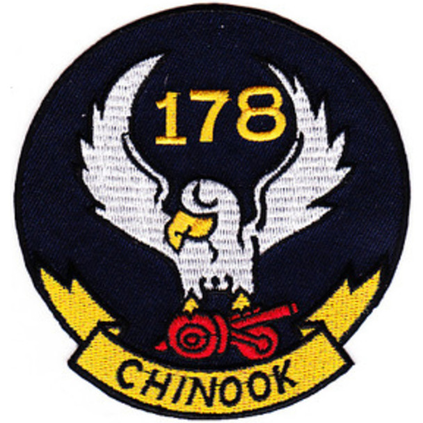 178th Assault Support Helicopter Company Patch