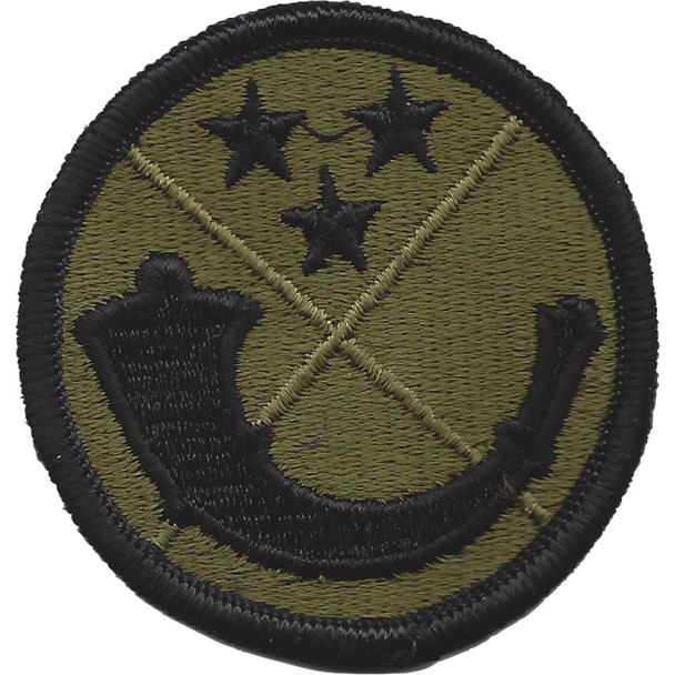125th Regional Readiness Command Patch
