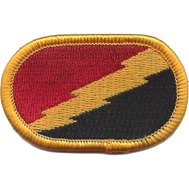 125th Military Intelligence Battalion Patch Oval