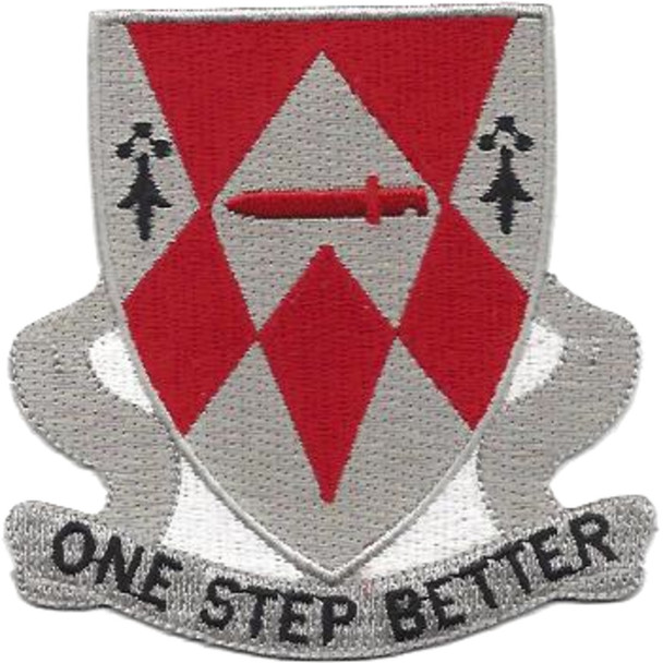 1249th Engineering Battalion Patch