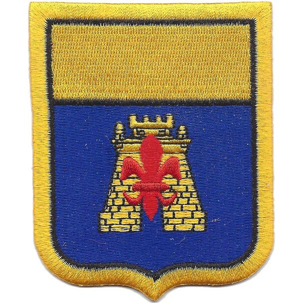 123rd Cavalry Regiment Kentucky National Guard Patch