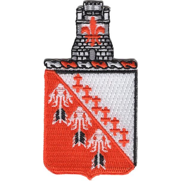 121st Signal Battalion Patch