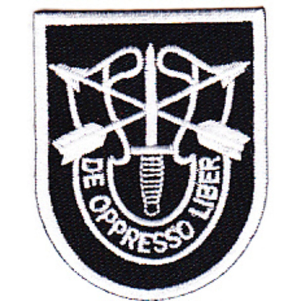 5th Special Forces Group Flash With Crest Small Version Patch