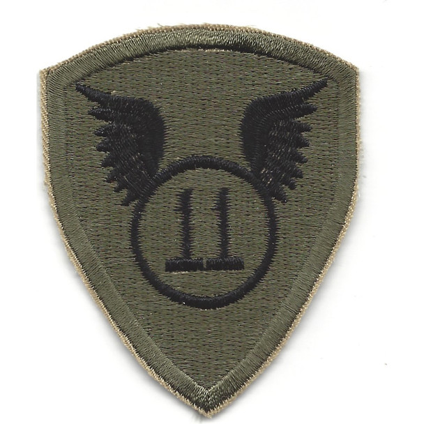 11th Airborne Infantry Division Airborne OD Patch